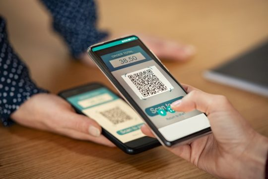 pagamento qr code