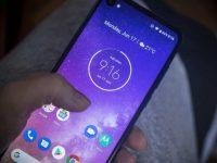 Qr Code no Moto G7 Power - Como instalar e como ler Qr code no celular