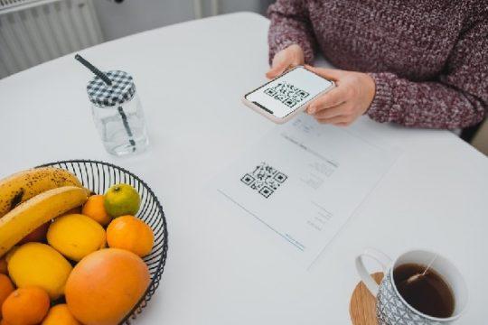 Como o pagamento por QR Code funciona?