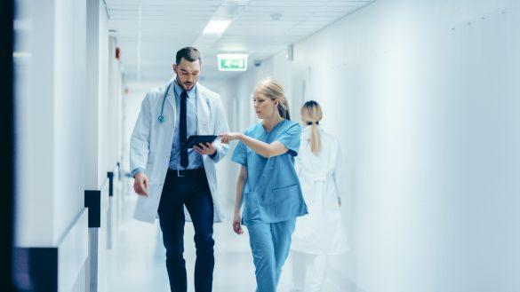 centros hospitalares