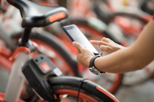 QR Codes nos aplicativos de transporte
