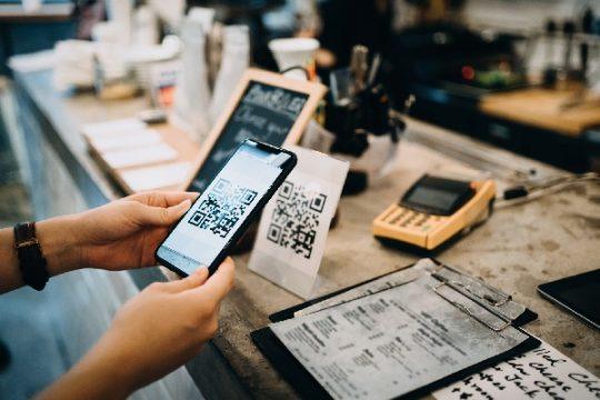 Surge uma inovação: o QR Code